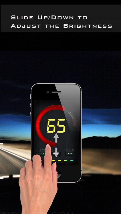 Speedometer screenshot-3
