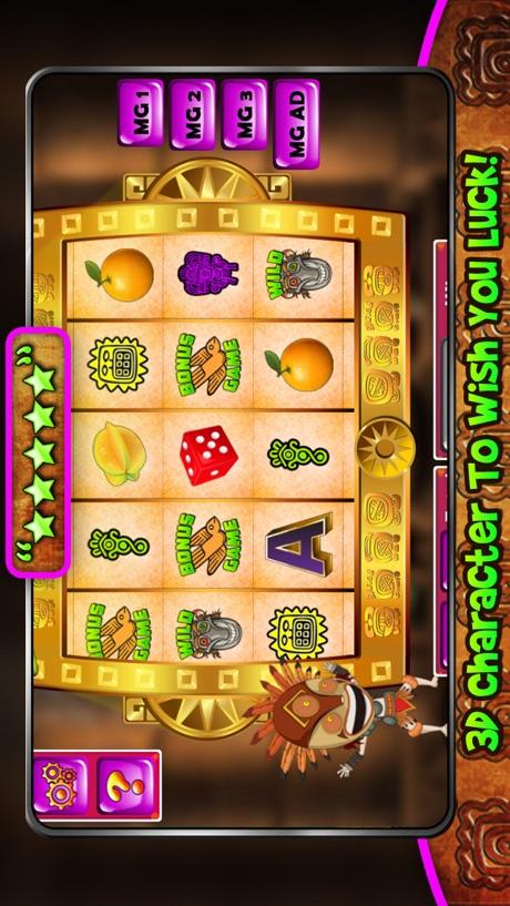 Amazing Big Win 3D Slot Machine Game