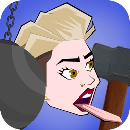 Wrecking Celebrity Revenge 2 - Players Racing The Flappy Ball Miley Cyrus Edition