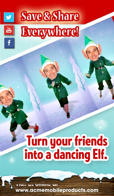 Super Dance Elf Christmas 2