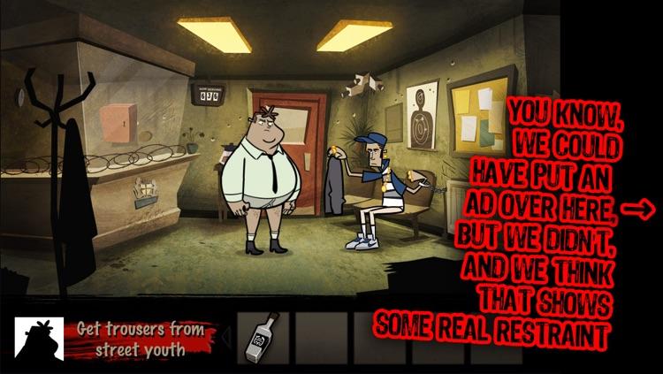 HECTOR: Badge of Carnage Ep1 screenshot-3