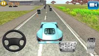 Traffic Parking Simulator
