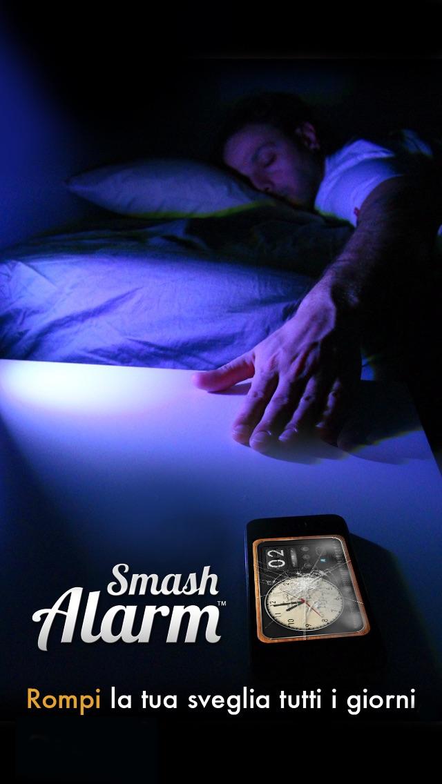 Smash Alarm