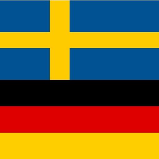 Swedish - German - Swedish dictionary