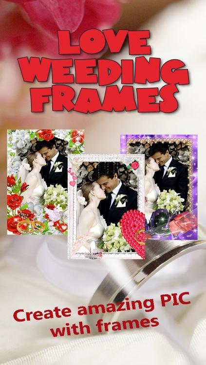 Wedding Photo Frames HD