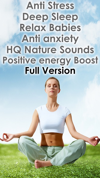Relaxing & calming music sounds - relaxing on line radio stations playing music for meditation & relaxation nature sounds