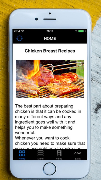 Easy Healthy Chicken Breast Recipes - Best Simple Tasty Chicken Breasts Dish Guide & Tips For Everyone, Let's Cook Today! screenshot-0