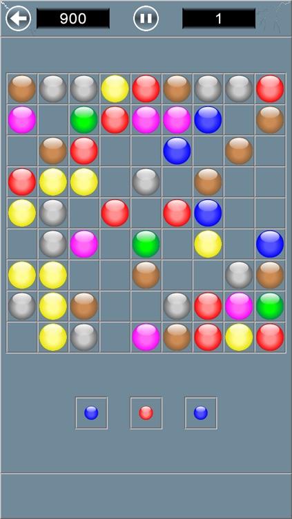 Color Lines Free screenshot-3
