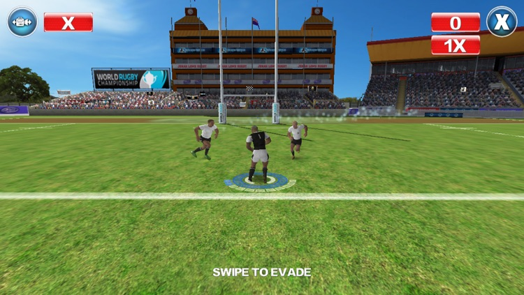 Jonah Lomu Rugby Challenge: Mini Games screenshot-4