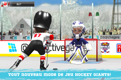 Hockey Classic 16 screenshot 1