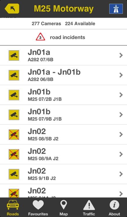 JamCam Traffic Info & Live Cameras screenshot-3