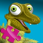 My Free Jigsaw Puzzle: Dinosaurs icon