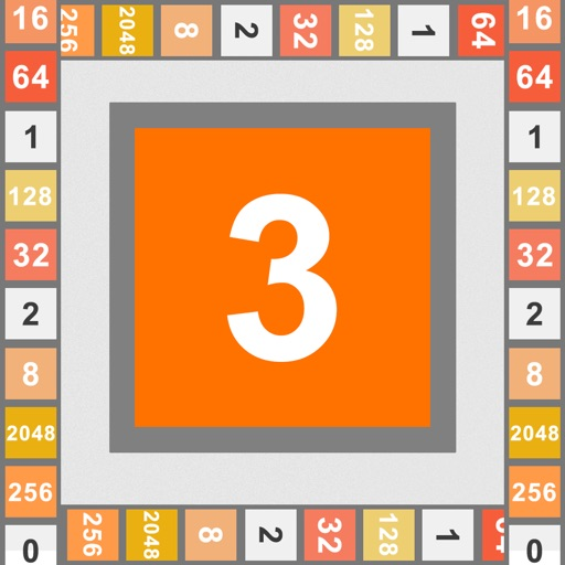 Flappy 2048 Threes! - The Greatest Games All-In-One!