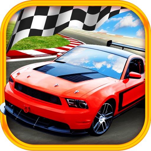 3D Street Car Racing Nitro Speed Game Free