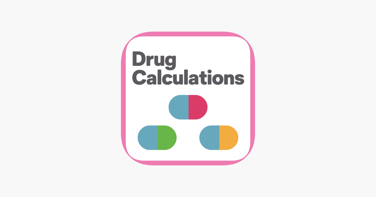 Mastering Drug Calculations On The App Store