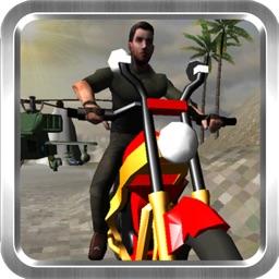 Moto Island: Juego de motos 3D