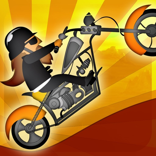 A Motorcycle Hill Racing vs Monster Truck Showdown Free Game iOS App
