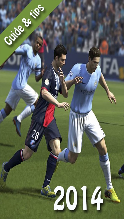 Complete Assistant for FIFA 14 –cheats+ All Tips and Tricks, Achievements, Ultimate Team Squad Builder & Database