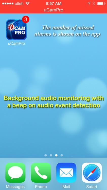 uCamPro: IP Camera & Webcam Viewer screenshot-3