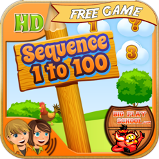 Activities of Sequence 1 to 100 w/ Premium Children's Voices - Free e-Learning for Kids