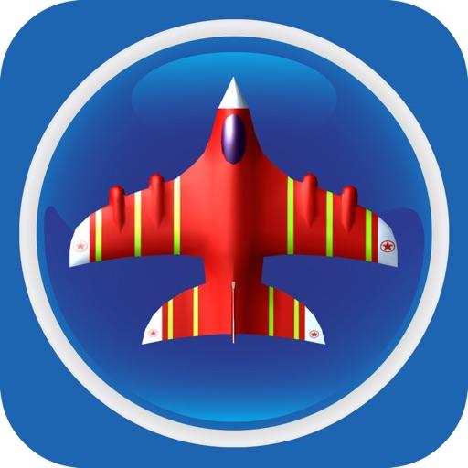 Sky Force-Jets Fighter War Game&Shoot em up&Thunder Powerup