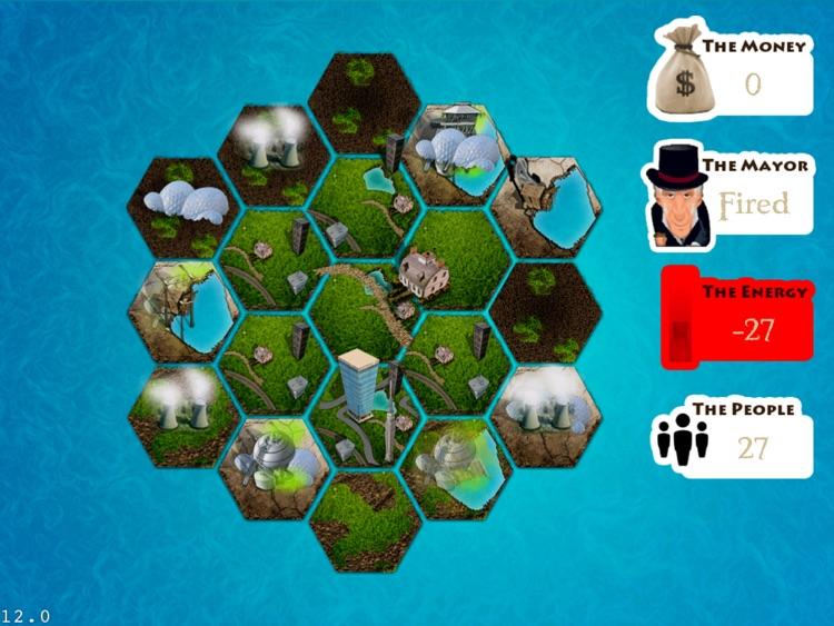 The Grid Of City screenshot-4