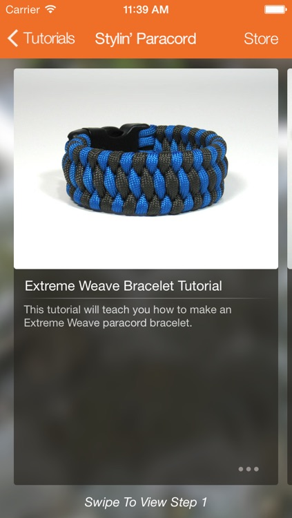 Stylin' Paracord screenshot-1