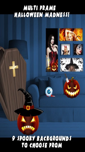 a scary camera spooky halloween pics haunted photo collage free on the app store - Spooky Halloween Pictures Free