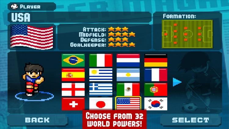 Pixel Cup Soccer screenshot-3