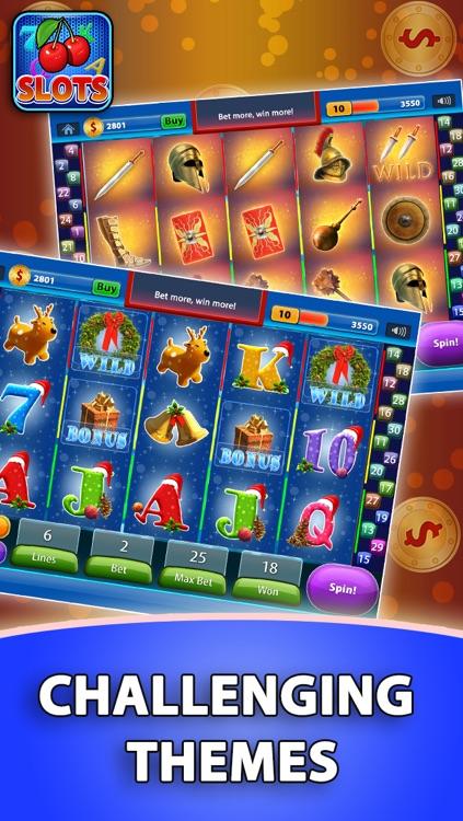 Big Casino Slots - Win Iceberg Of Gold Coins By Lucky Slot-Machines screenshot-3