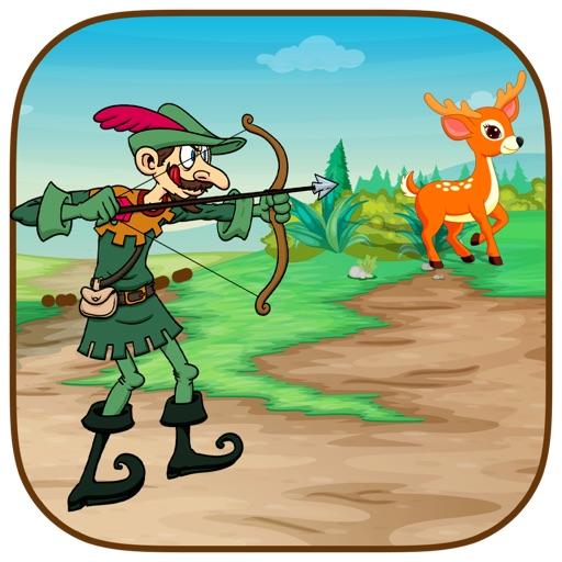 Bow & Arrow Deer Hunter Challenge iOS App