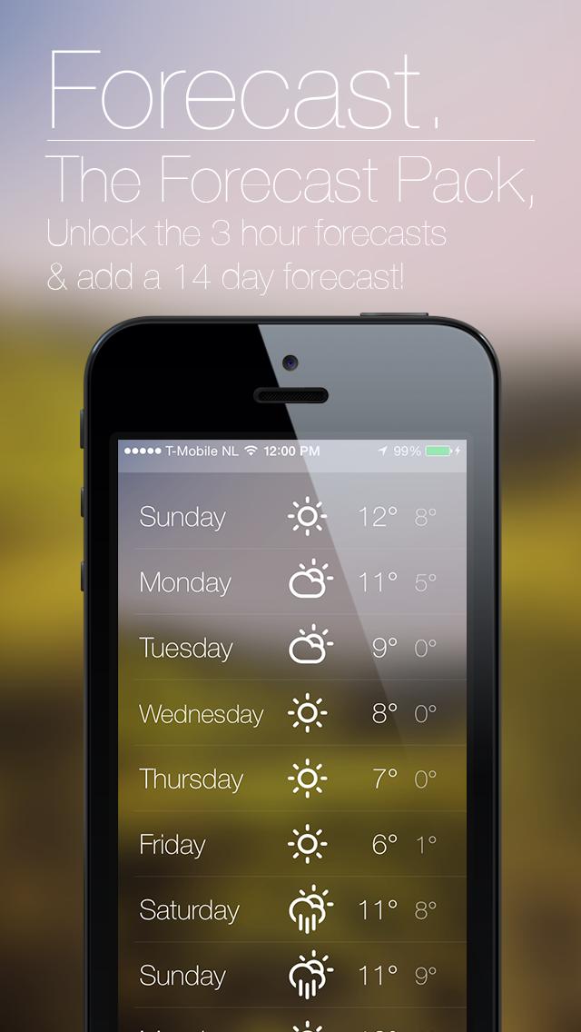 Mizzle: The Weather Appのおすすめ画像4
