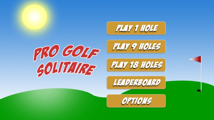 Pro Golf Solitaire