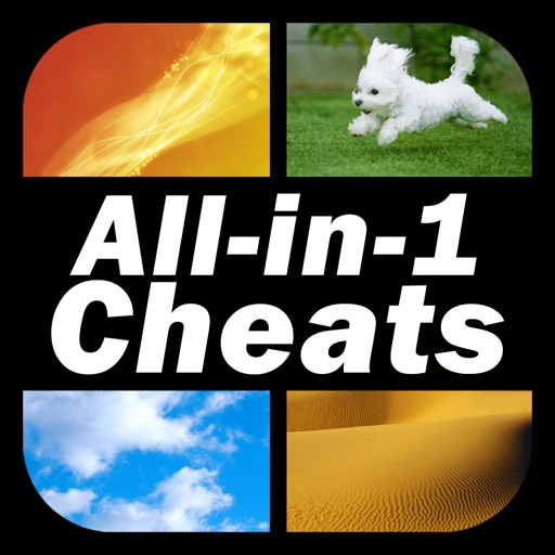 Cheats for 4 Pics 1 Word & Other Word Games