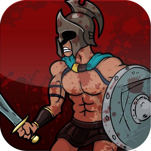 Spartan Jump - Elite blood and gore warriors