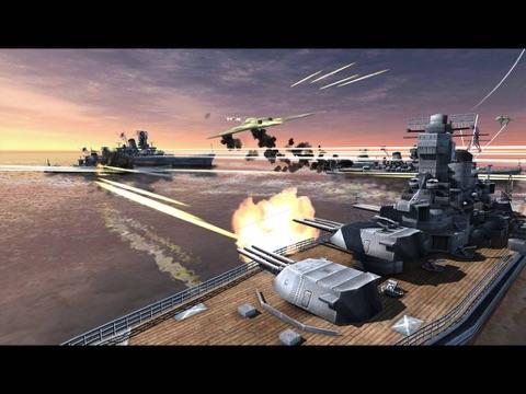 Скачать игру World Of Navy Ships
