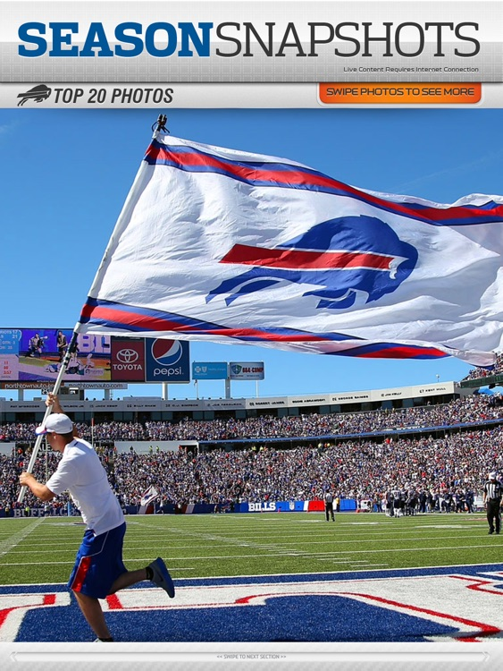 Buffalo Bills Touch screenshot-4