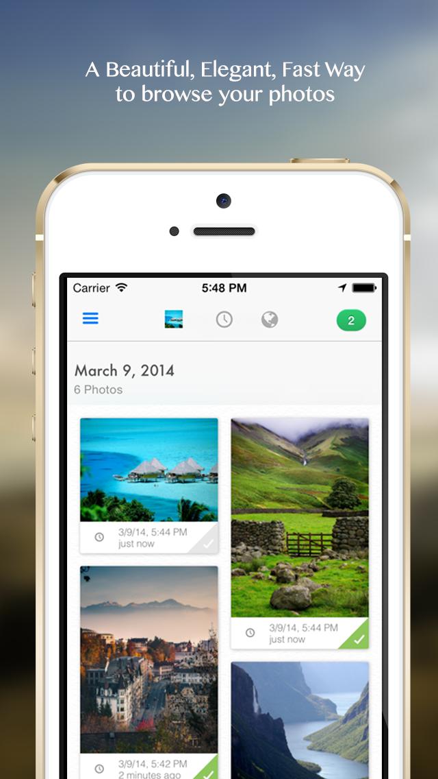 PhotosPro - Photos app reinvented. screenshot one