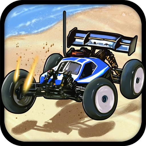3D RC Beach Buggy Race PRO - Full Off Road Rally Racing Version