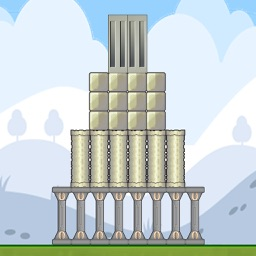 Tap Tower Push - Stack the Maze of Blocks