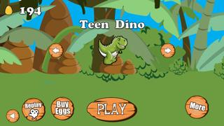 A Baby Dinosaur Race FREE - Run, Jump & Roar!のおすすめ画像4