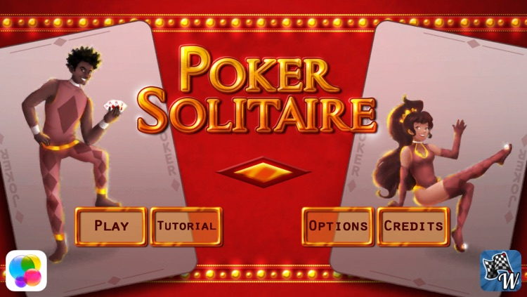 Poker Solitaire by Ludisto screenshot-3