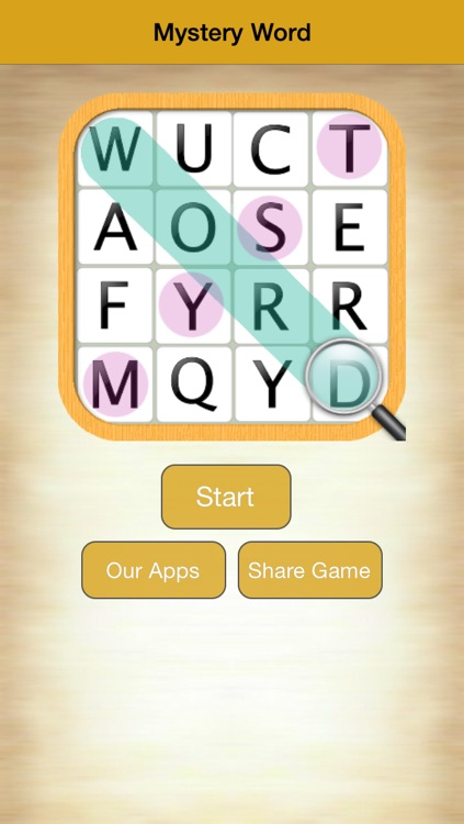 Mystery Word: Word Search with a Twist screenshot-4