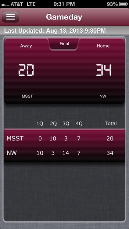 Mississippi State Football Live screenshot-4