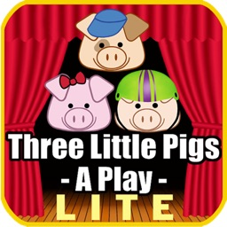 Three Little Pigs - A Play Lite