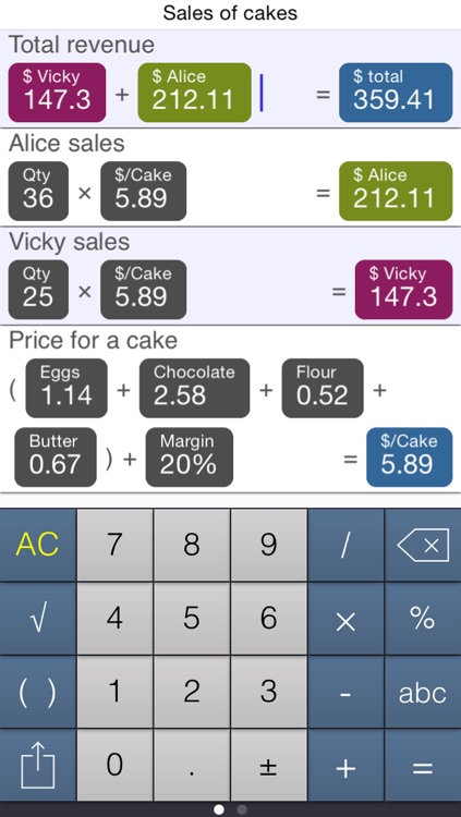 PopCalc Free Calculator