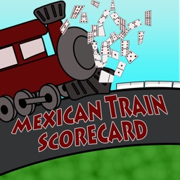 Mexican Train Scorecard