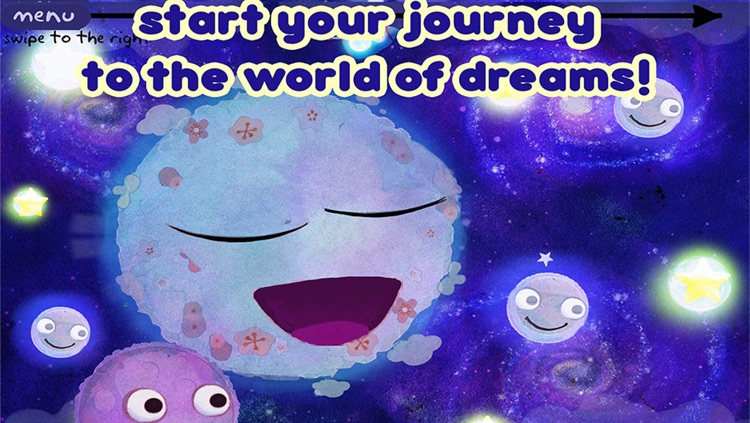 Lullaby Planet - sweet night song - bedtime music app for Baby infant and little children screenshot-4