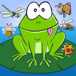 Frog Hop HD Pro - Math Problems for Kindergarten, First Grade, Second Grade, Third Grade