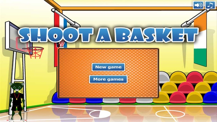 Shoot A Basket
